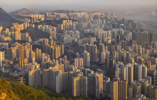Kowloon, Hong Kong, China - HSIF00691