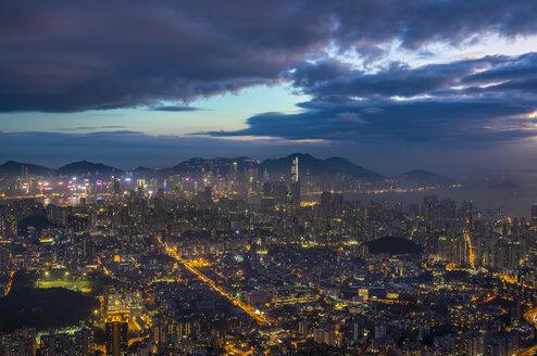 Kowloon, Hong Kong, China - HSIF00694