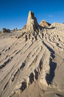 UNESCO World Heritage Mungo National Park, part of the Willandra Lakes Region, Victoria, Australia - RUNF02537