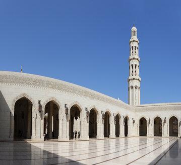 Sultan Qaboos Grand Mosque, Muscat, Oman - WW05112