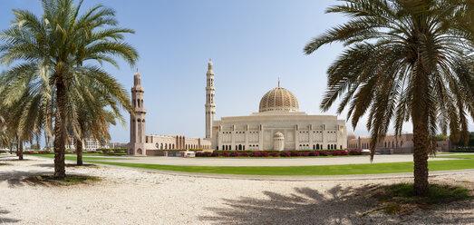 Sultan Qaboos Grand Mosque, Muscat, Oman - WWF05115