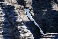 Detail of Pancake Rocks, Paparoa National Park, South Island, New Zealand - RUNF02670