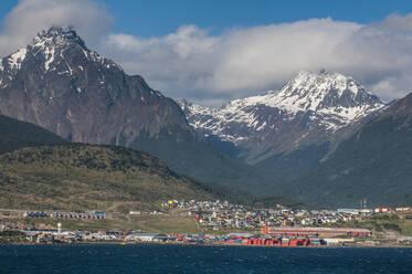 Ushuaia, Tierra del Fuego, Argentina, South America - RUNF02790