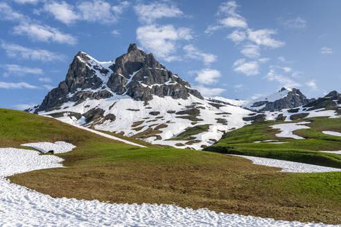 Widderstein am Hochtannbergpass, Vorarlberg, Österreich - STSF02049