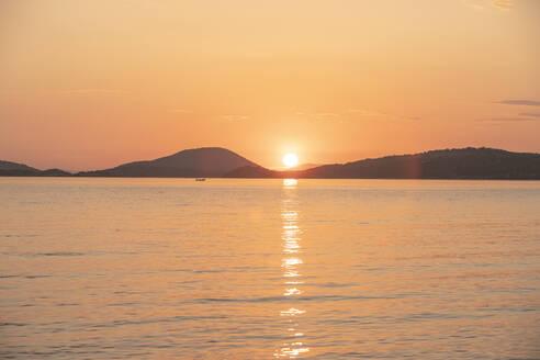 Sunset at Igoumenitsa - TAMF01713