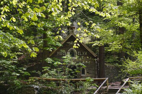 Kapelle Marienklause, Stadtteil Harlaching, München, Oberbayern, Bayern, Deutschland - SIEF08738