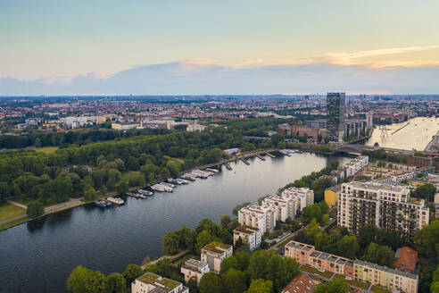View of Berlin from Treptower Park - TAMF01832