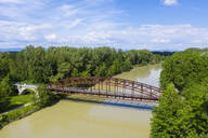 Germany, Lower Bavaria, Bockerl Bridge near Landau an der Isar - SIEF08808