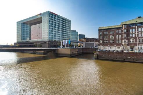 Spiegel building in Hafencity, Hamburg, Germany - TAM01840