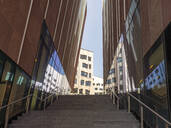 Modern buildings in Hafencity, Hamburg, Germany - TAMF01855