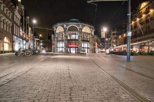Dagelijkse Groenmarkt, Grote Halstraat, The Hague, Netherlands - TAMF01914