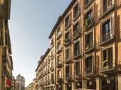 Buildings at Calle Toledo near Plaza Mayor, Madrid, Spain - TAMF01926