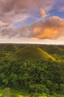 Chocolate Hills, Bohol, Central Visayas, Philippines, Southeast Asia, Asia - RHPLF00034