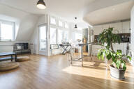 Interior of a modern apartment - TAMF02141