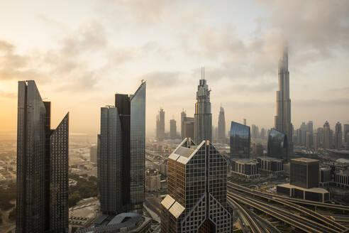 Burj Khalifa, Dubai, United Arab Emirates, Middle East - RHPLF01288