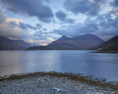 Pap of Glencoe, Loch Leven, Perth and Kinross, Scotland, United Kingdom, Europe - RHPLF03797