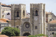 Exterior of Lisbon Cathedral, Portugal - WIF04002