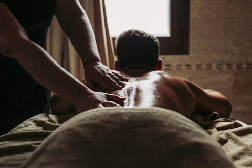 relaxing spa/SPAIN/GRANADA/MOTRIL - LJF00869