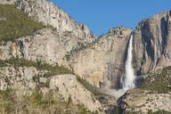 Yosemite Falls, Yosemite National Park, UNESCO World Heritage Site, California, United States of America, North America - RHPLF06170