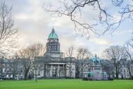 National Records of Scotland building, Edinburgh, Scotland, United Kingdom, Europe - RHPLF06783
