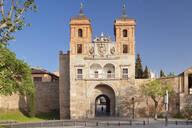 Puerta del Cambron (Cambron Gate), Toledo, Castilla-La Mancha, Spain, Europe - RHPLF07445