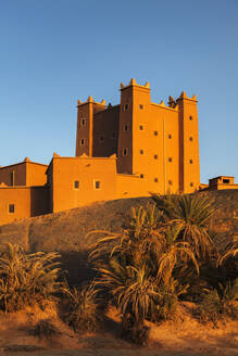 Ait Hamou ou Said Kasbah, Draa Valley, Morocco, North Africa, Africa - RHPLF11344