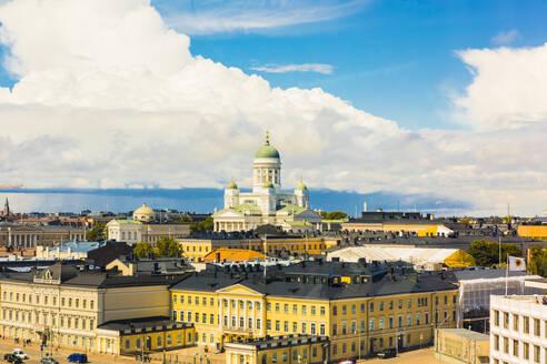 Cityscape of Helsinki, Finland, Europe - RHPLF11967