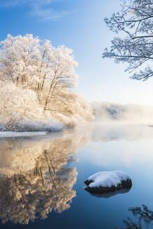River at winter - JOHF03144