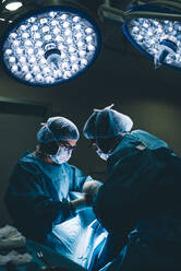 Surgeons during a surgery - DAMF00183