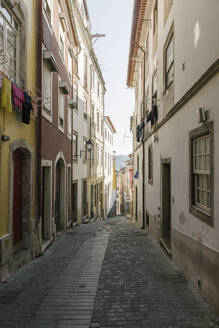Alley in the old town of Coimbra, Portugal - AHSF00931