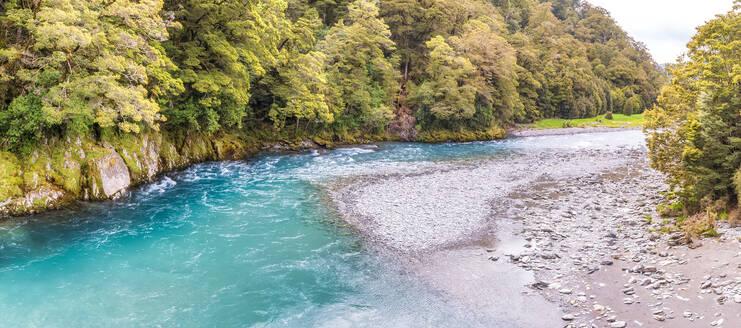 Makarora River, South Island, New Zealand - SMAF01619