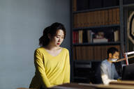Young woman working in design office - SODF00263