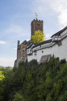 Wartburg, Thuringia, Germany - RUN03420