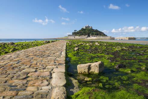 St. Michael's Mount, Marazion, Cornwall, England, United Kingdom, Europe - RHPLF12872