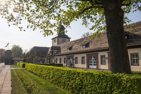Princely Abbey of Corvey, Germany - RUNF03451
