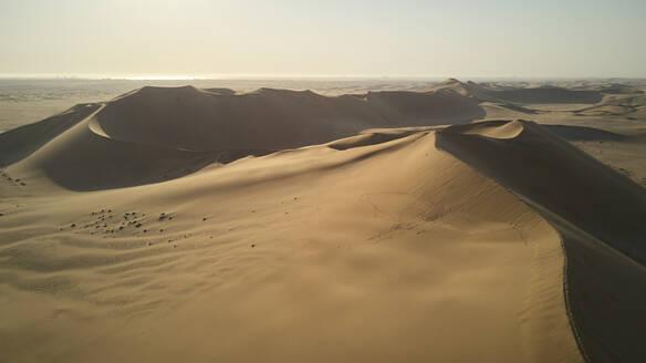 Dune landscape, Namib Desert, Namibia - VEGF00914
