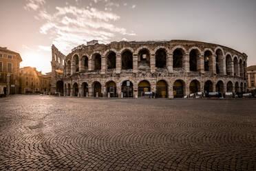 Italy, Veneto, Verona, Arena di Verona - DAWF01063