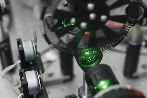 Laser device in a laboratory - AHSF01734