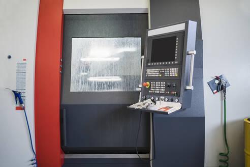 Modern machine in factory - DIGF09128