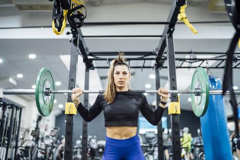 Madrid Spain, training gym - OCMF00999