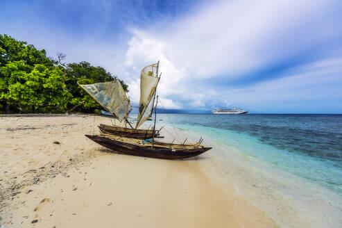 Papua New Guinea, Trobriand Islands, Kitava Island - THAF02718