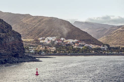 View on San Sebastian, La Gomera, Spain - MAMF01216