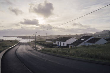 Landscape on Sao Miguel Island, Azores, Portugal - AFVF05807