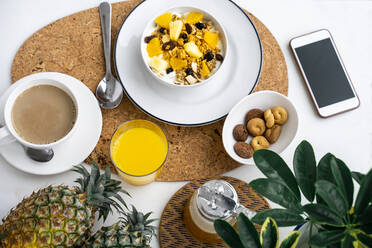 Breakfast still life - AFVF05810