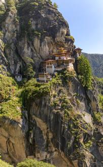 Bhutan, CliffsideParo Taktsangtemple - TOVF00181