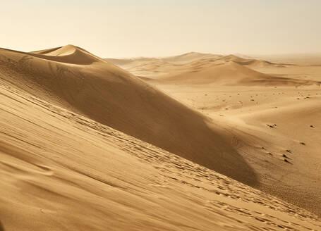 Desert dunes, Walvis Bay, Namibia - VEGF02083