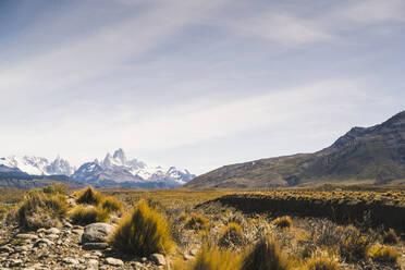 Landscape in Patagonia, Argentina - UUF20297