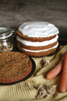 Carrot cake preparation - VBF00054