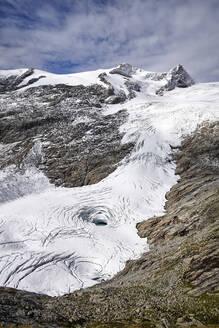 Glacier, Grossvendediger, Tyrol, Austria - PNEF02604