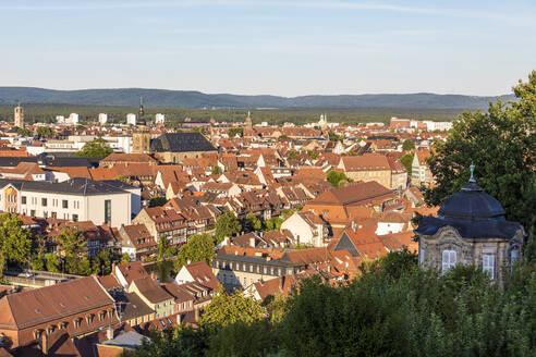 Deutschland, Bayern, Franken, Bamberg, Stadtansicht, Altstadt - WDF06151